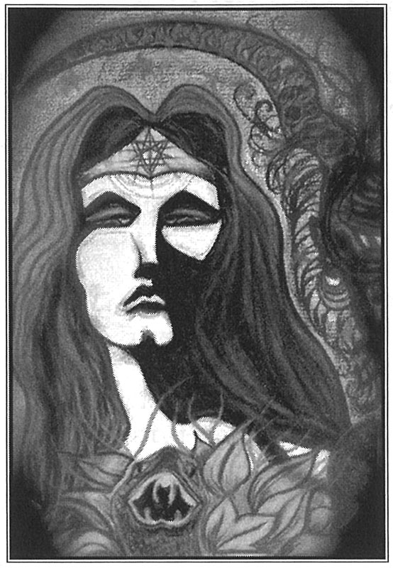 Babalon and the Beast by Lorraine Sherwin