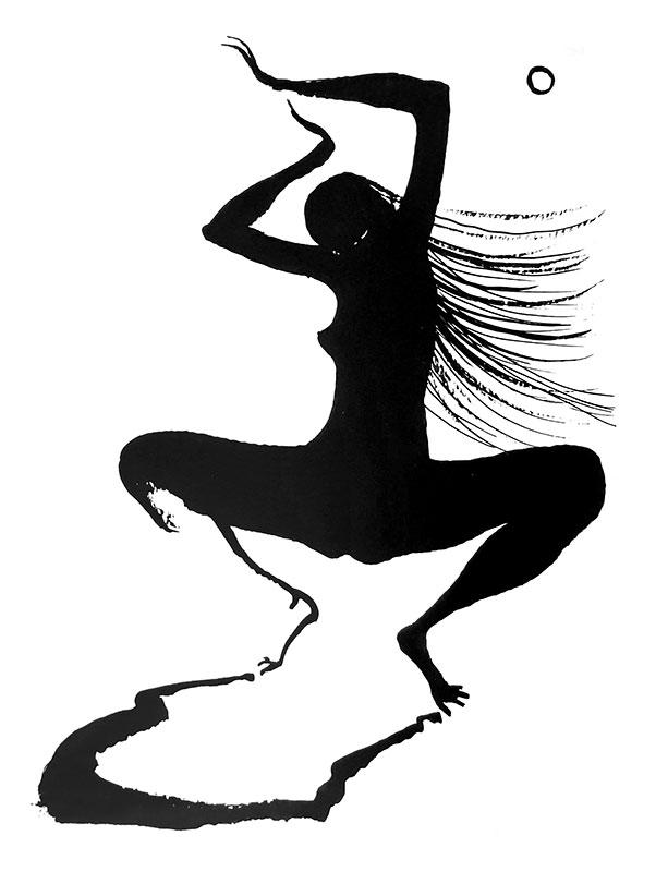 Marjorie Cameron: Danse