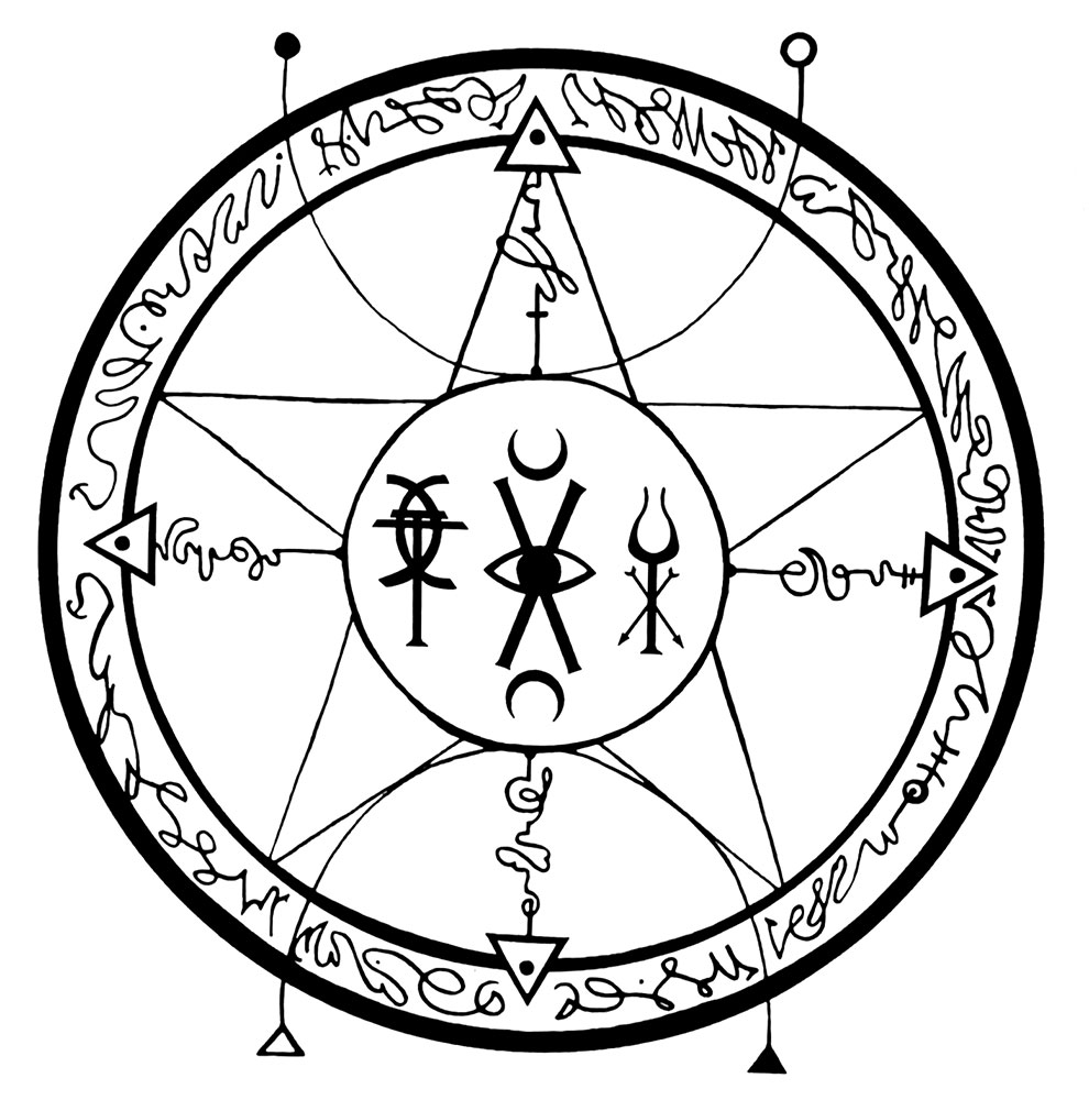 Insignia of the Clan of Tubal Cain
