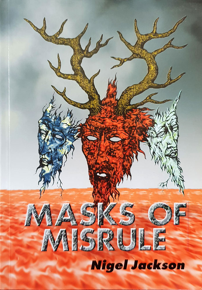 Masks of Misrule cover
