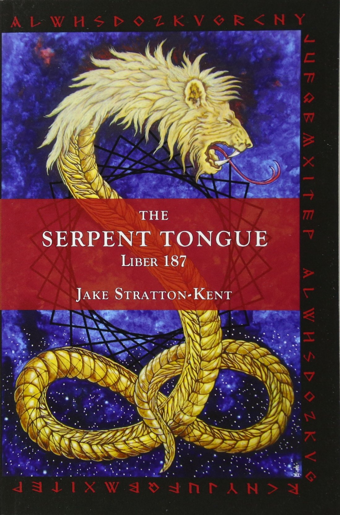 The Serpent Tongue cover