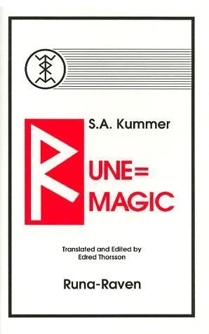 Rune=Magic cover