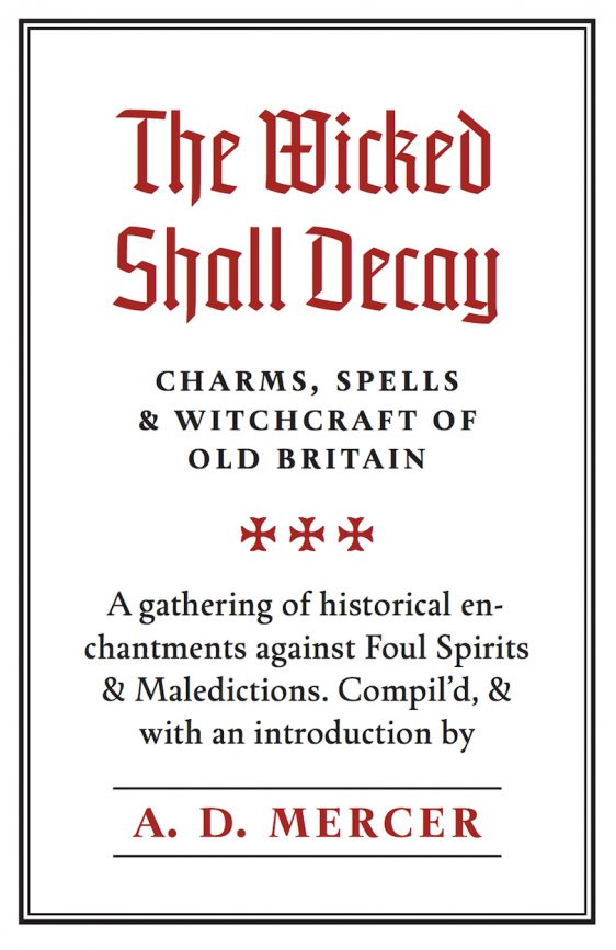 The Wicked Shall Decay cover