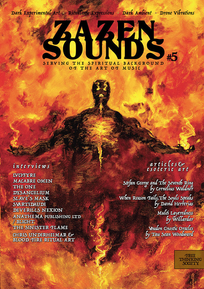 Zazen Sounds #5 cover