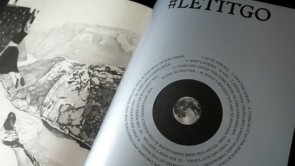 Sabat #3 spread with #letitgo feature