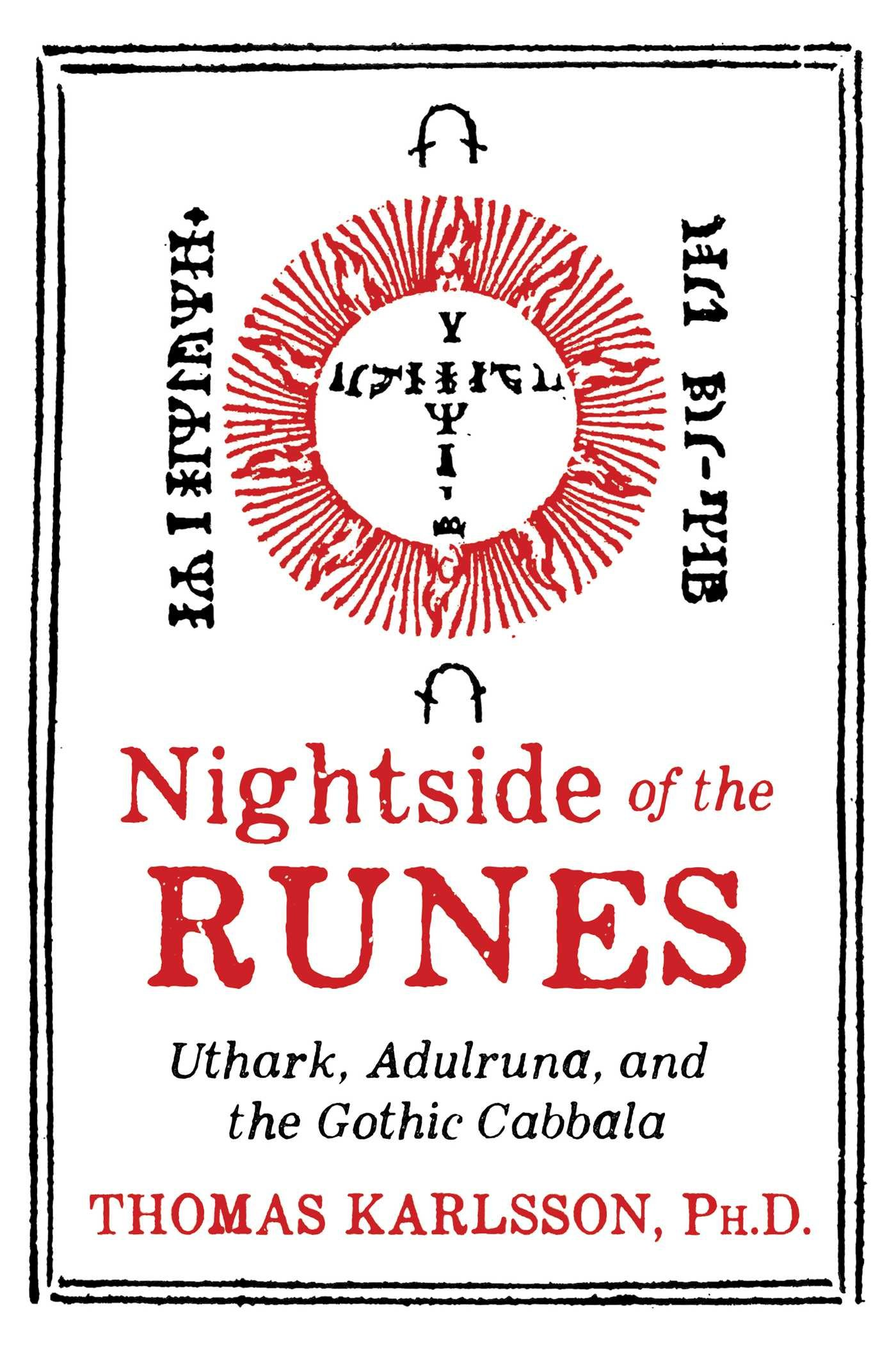 Nightside of the Runes cover