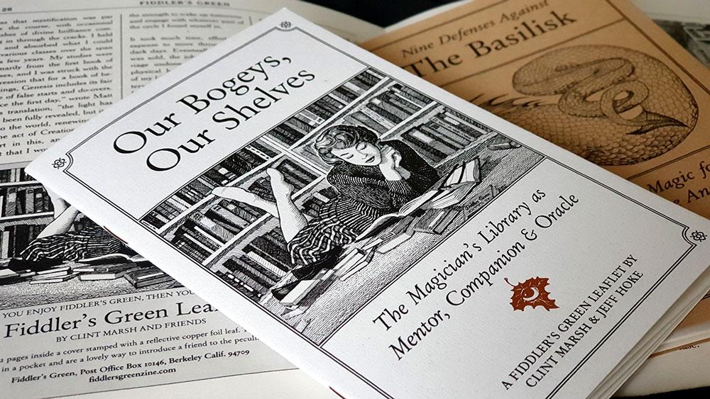Fiddler's Green leaflets