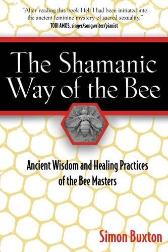 The Shamanic Way of the Bee cover