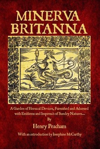 Minerva Britanna cover