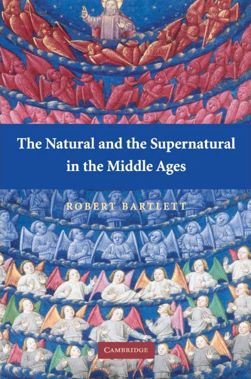 The Natural and the Supernatural in the Middle Ages cover