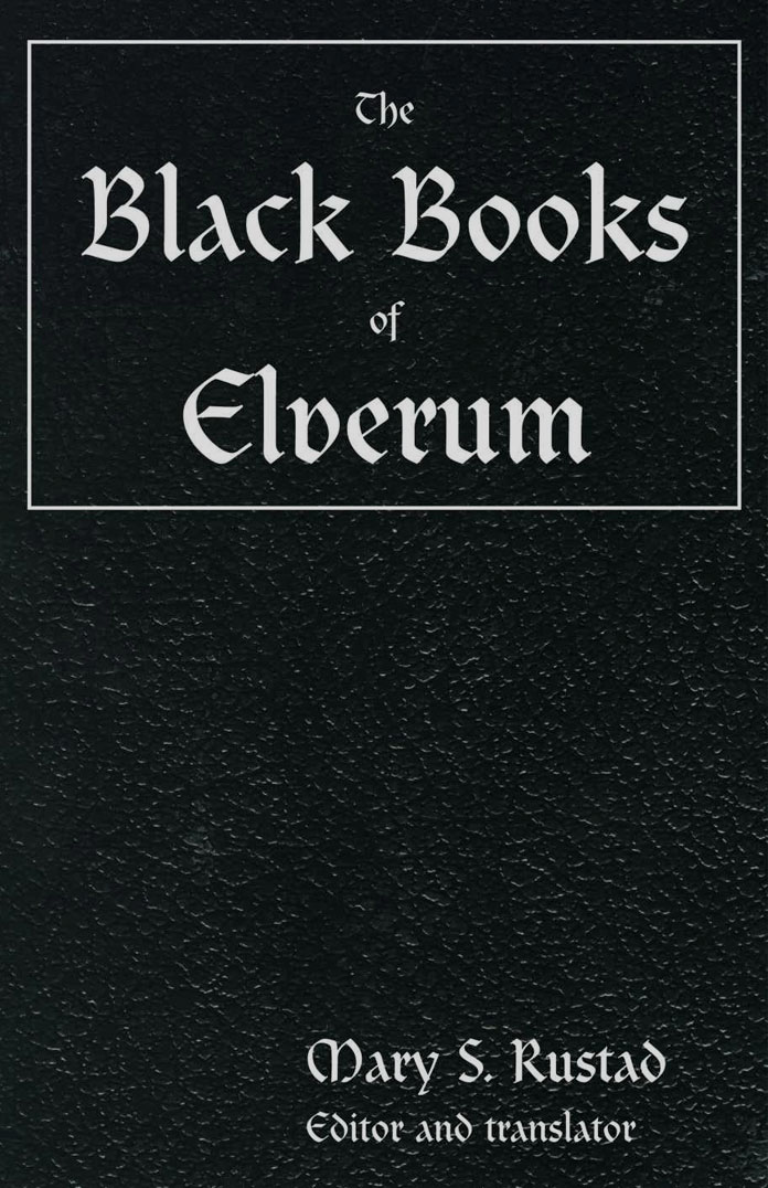 The Black Books of Elverum cover