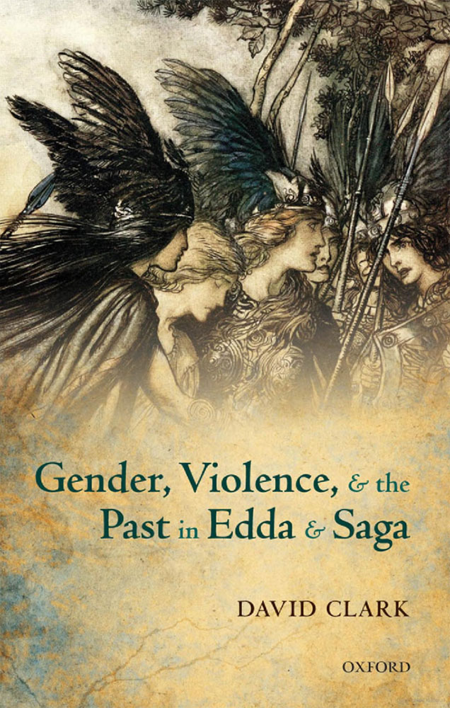 Gender, Violence, and the Past in Edda and Saga cover