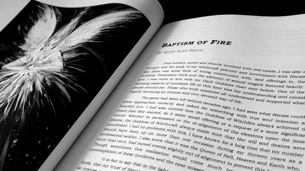 Hekate Her Sacred Fires spread