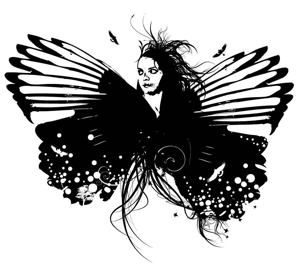 Magpie Woman