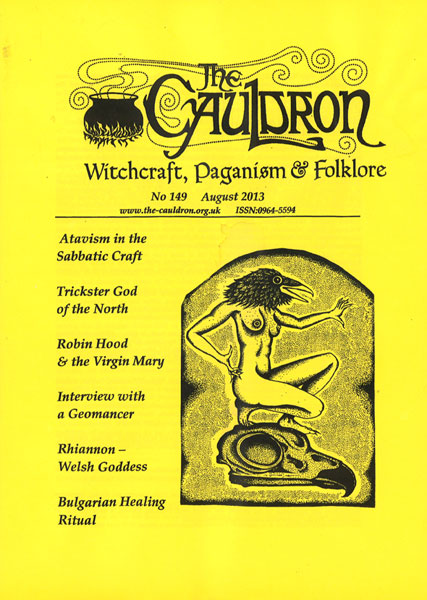 The Cauldron Issue 149