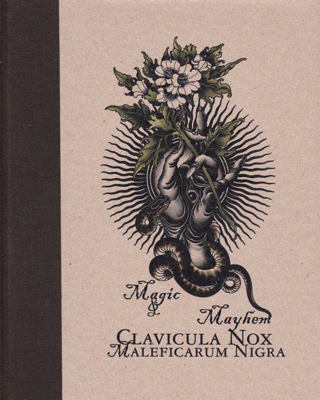 Clavicula Nox cover