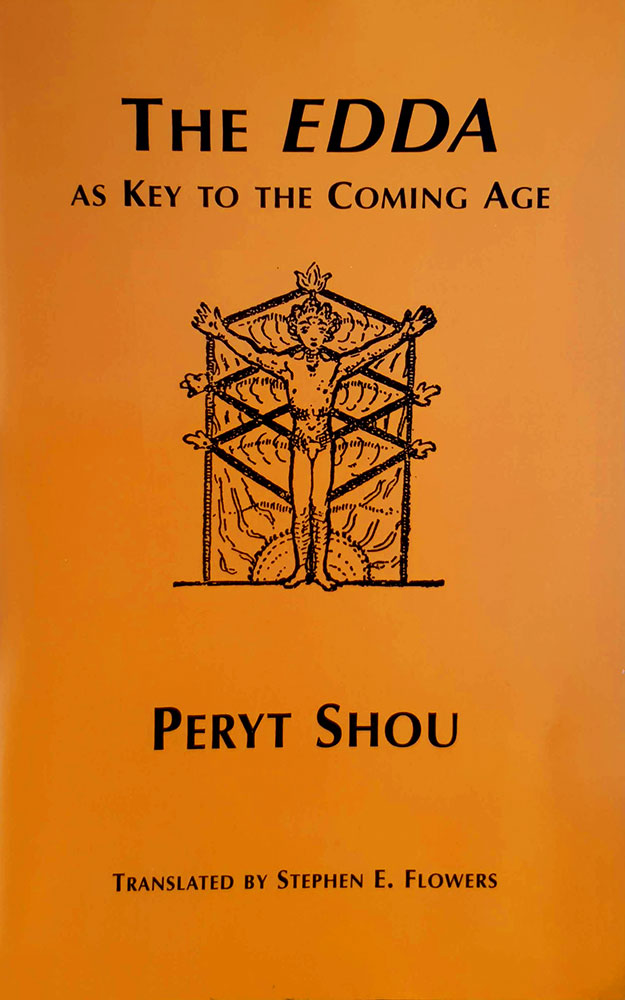 The Edda as Key to the Coming Age cover