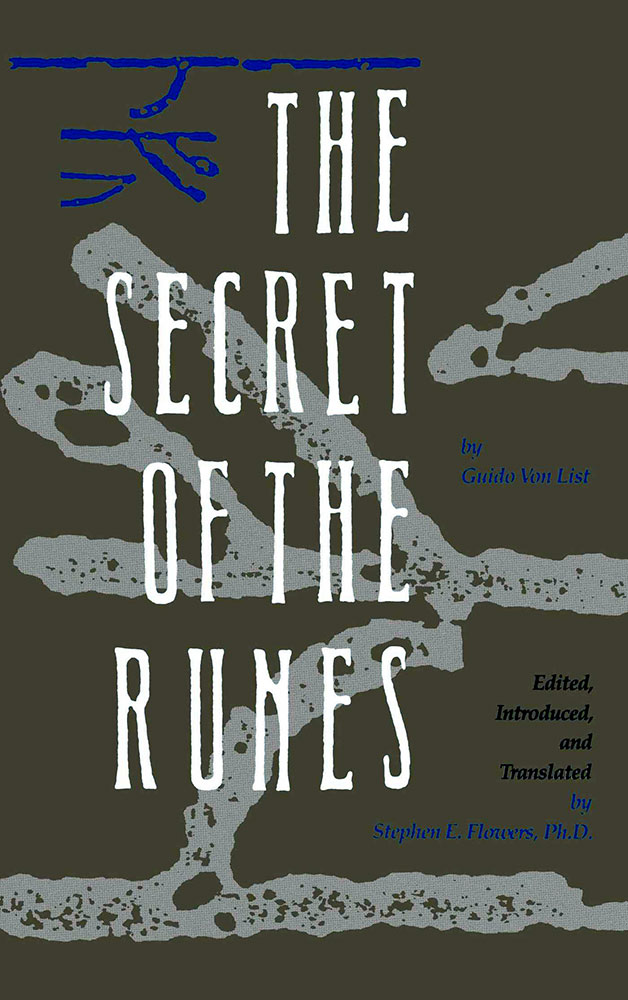 The Secret of the Runes cover