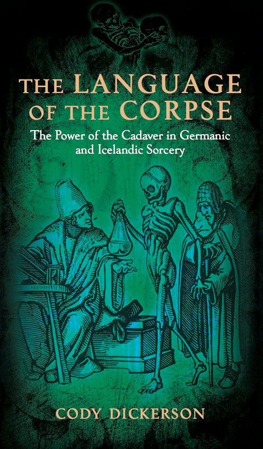 Language of the Corpse cover