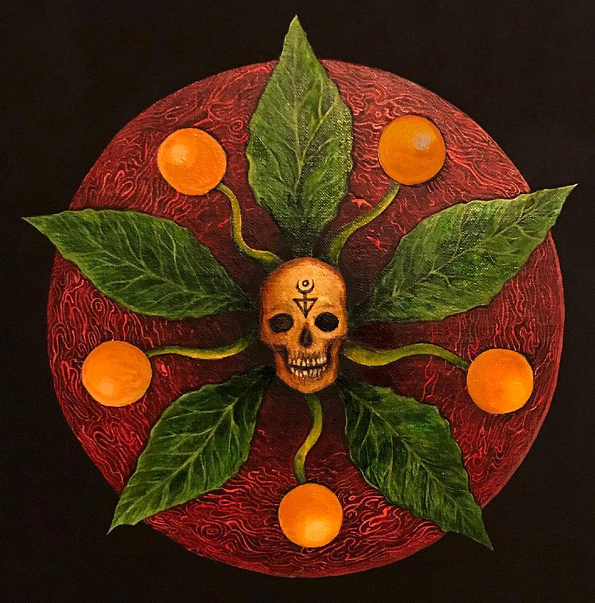 Daniel Schulke - Daimonic Intelligence of the Mandrake