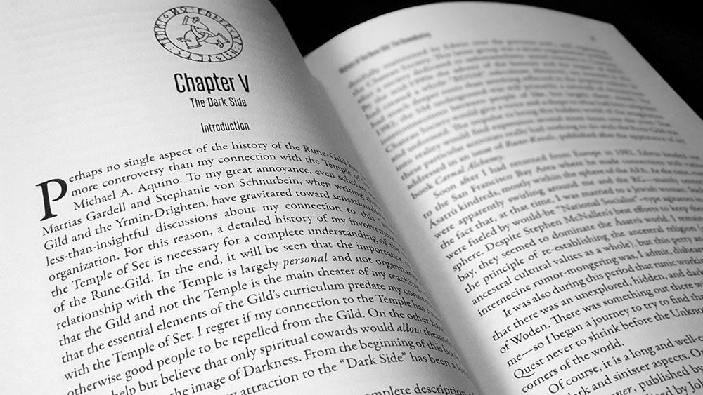 History of the Rune-Gild Chapter V: The Dark Side