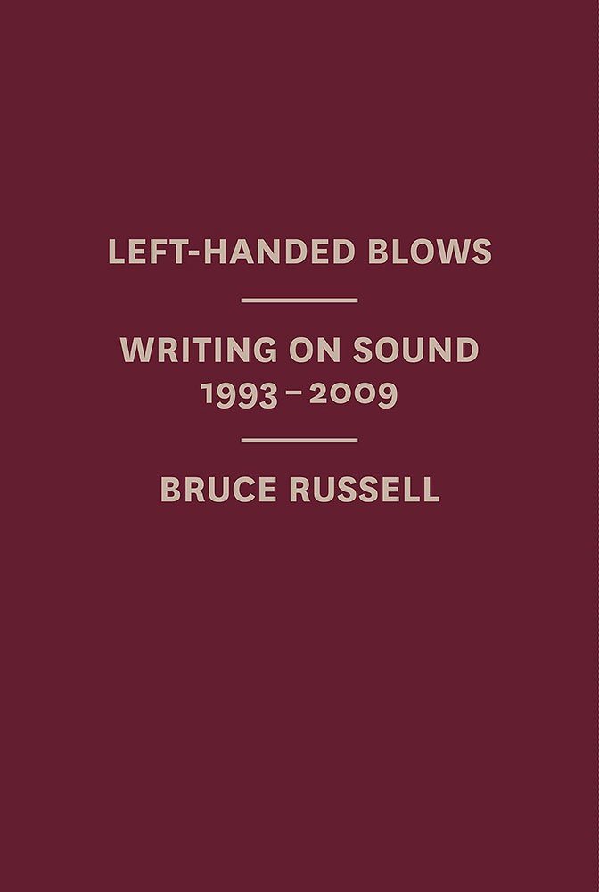 Left-Handed Blows cover