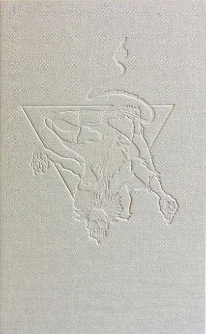 Entering the Desert cover, standard hardback edition