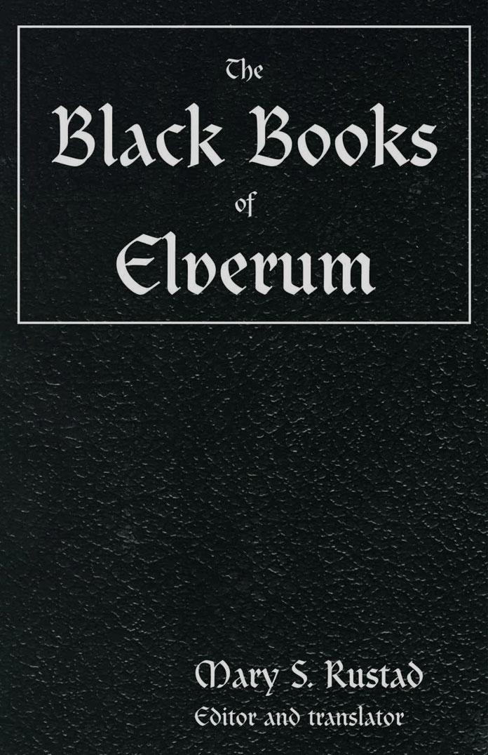 The Black Books of Elverum cover