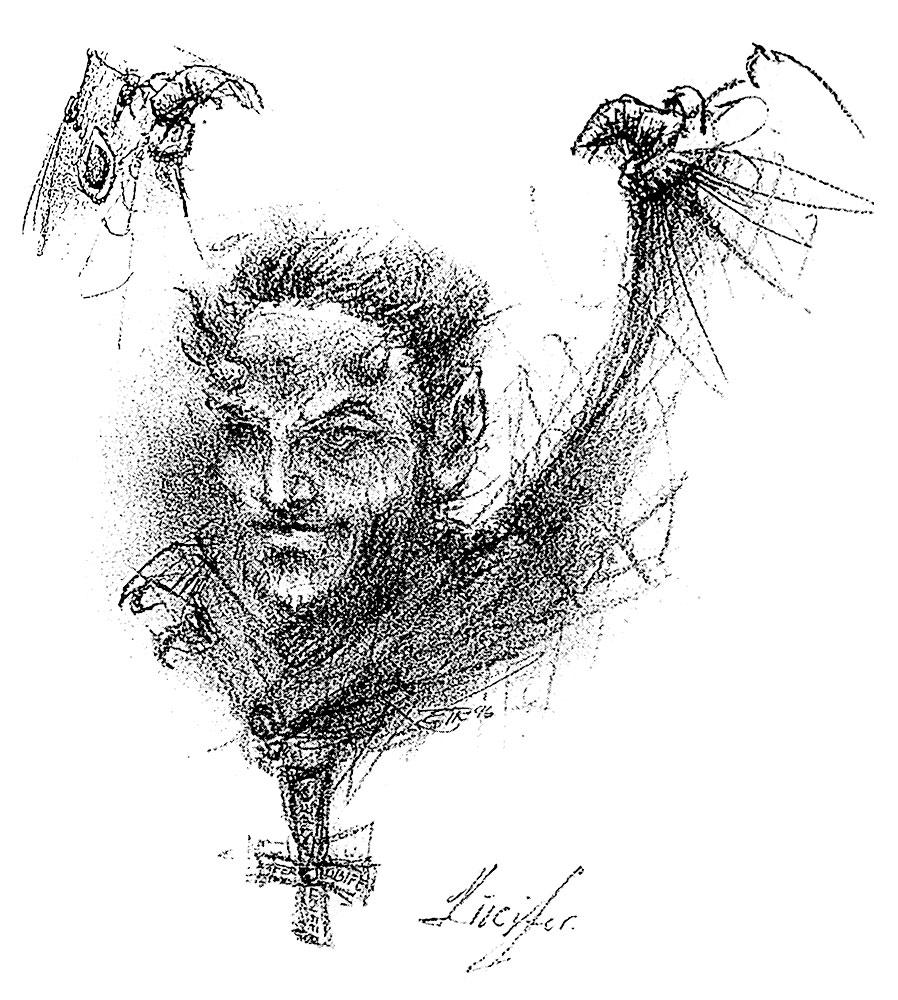 Lucifer by E. T. Rustad