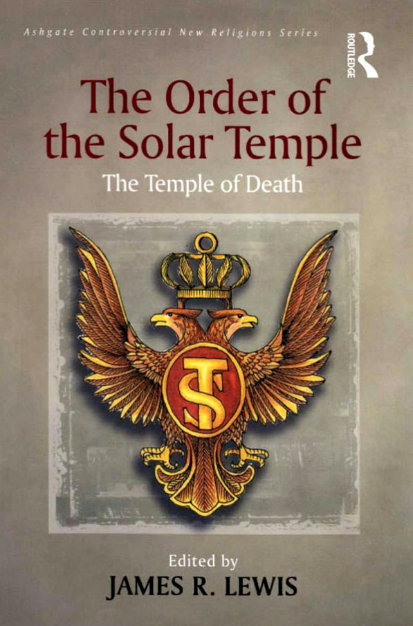 The Order of the Solar Temple: The Temple of Death cover