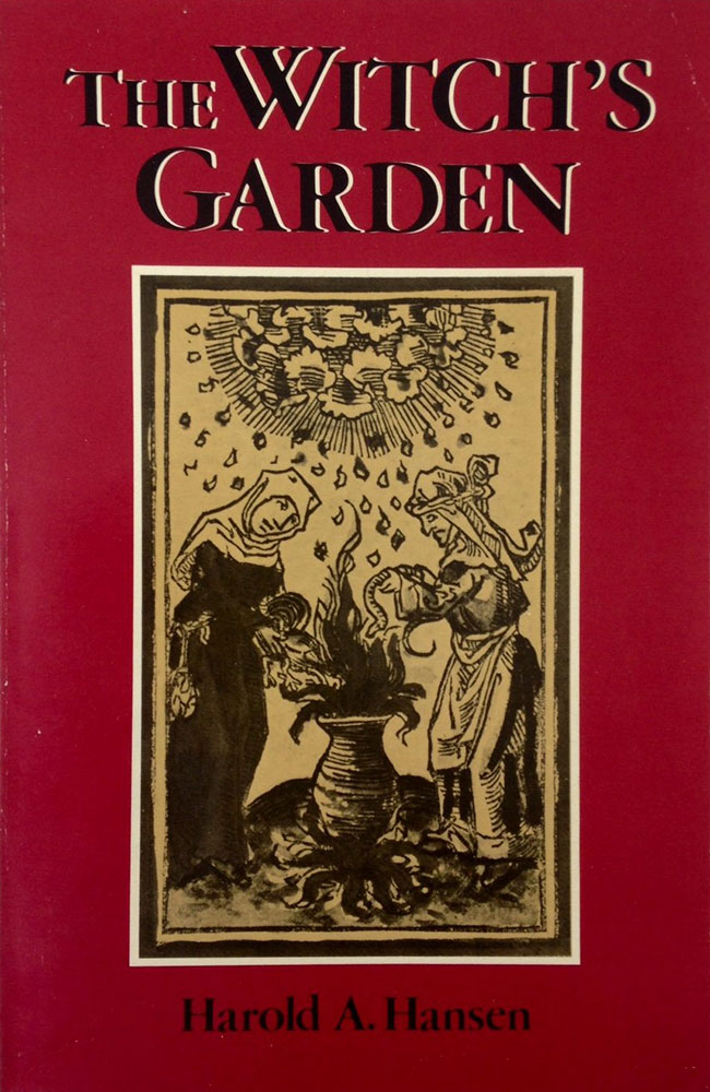 The Witch's Garden cover