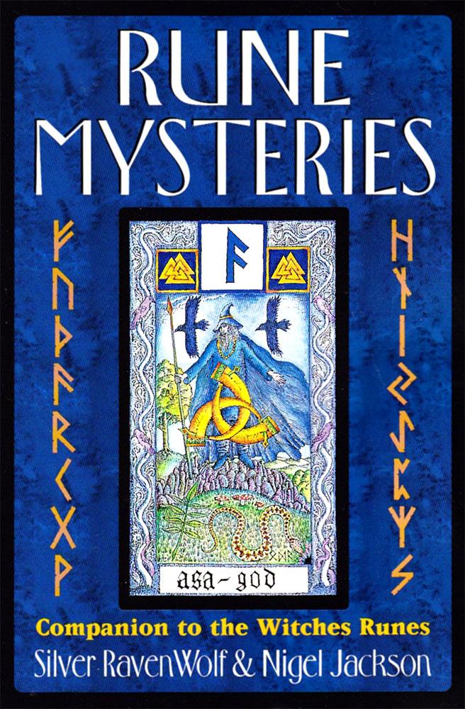 Rune Mysteries cover