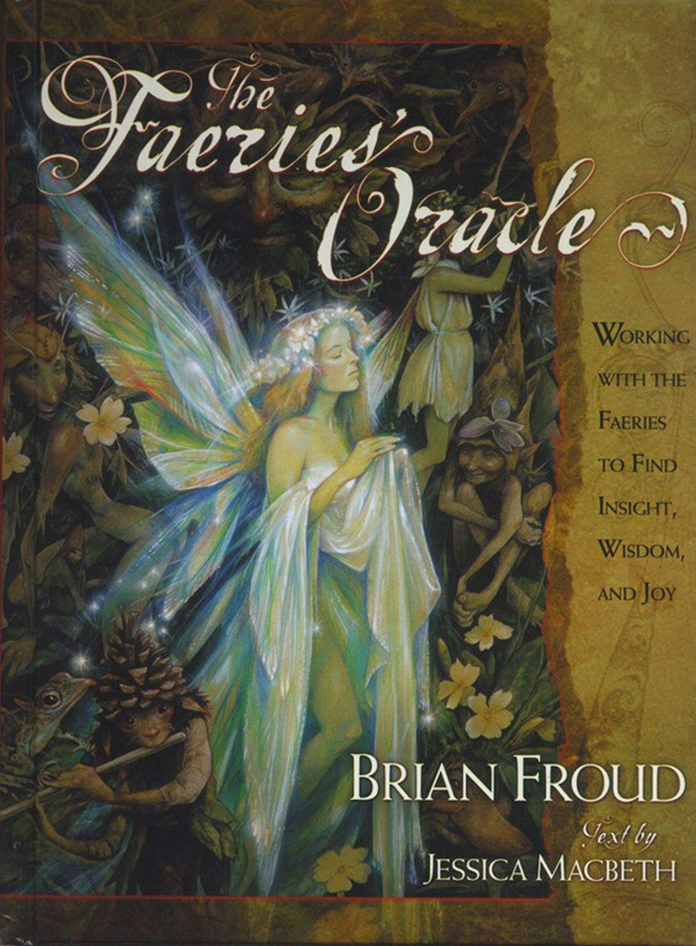 The Faeries' Oracle cover