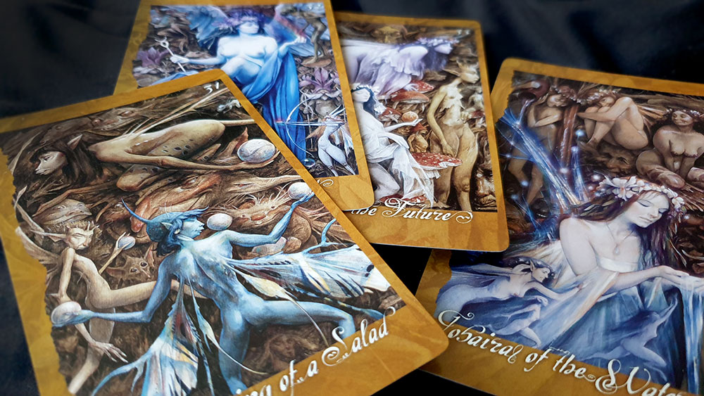 The Faeries' Oracle cards