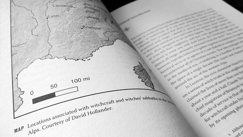Origins of the Witches' Sabbath spread