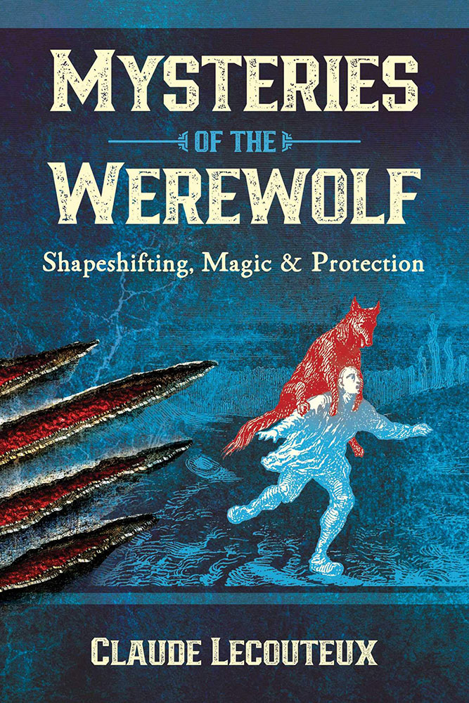 Mysteries of the Werewolf cover