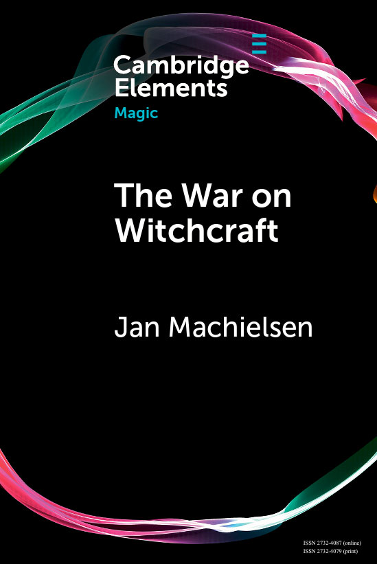 The War on Witchcraft cover